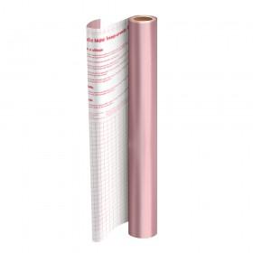 Rolo de Plástico Adesivo Rosa Metalizado DAC 45 cm x 2 mt - 1750RS