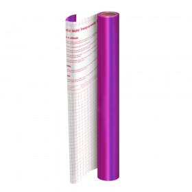 Rolo de Plástico Adesivo Roxo Metalizado DAC 45 cm x 10 mt - 1751RX